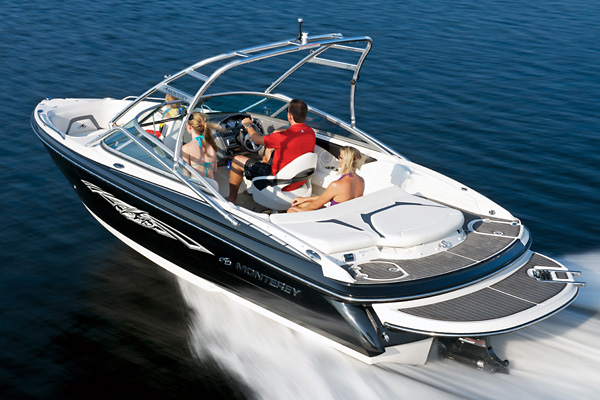 Boat Rental - Monteray 224FS